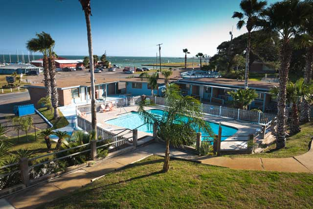 Sandollar Resort Motel Rv Park Amp Marina In Rockport
